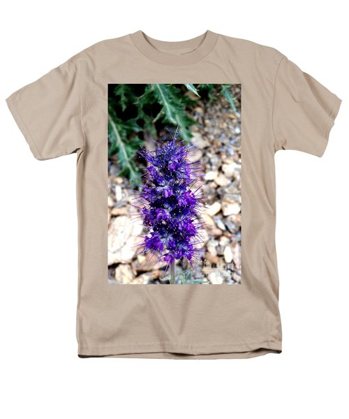 Purple Reign Men's T-Shirt  (Regular Fit) by Dorrene BrownButterfield