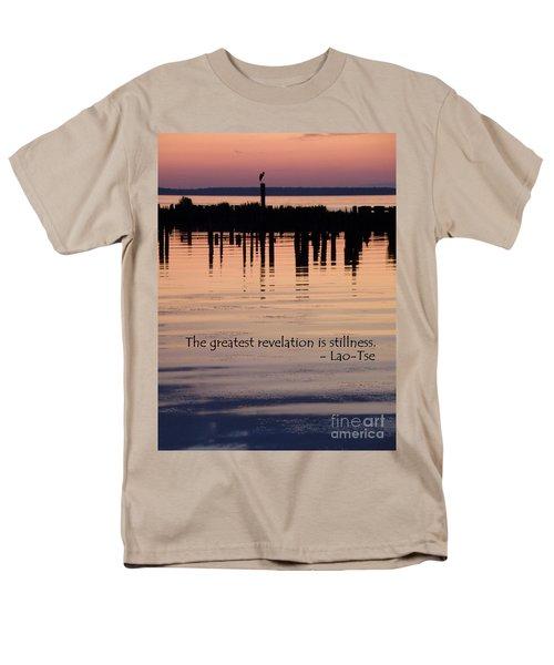 Revelation Men's T-Shirt  (Regular Fit) by Lainie Wrightson