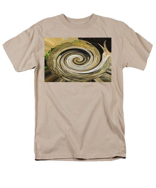 Rocky Road Men's T-Shirt  (Regular Fit) by Cindy Manero