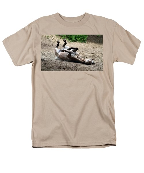 Rollin In The Dirt Men's T-Shirt  (Regular Fit)