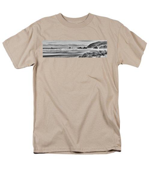 Seaside By The Ocean Men's T-Shirt  (Regular Fit)