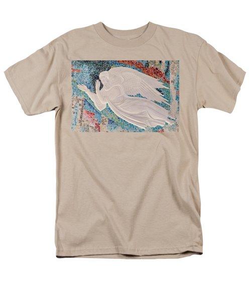 Spiritual Guidance Men's T-Shirt  (Regular Fit) by Colleen Coccia