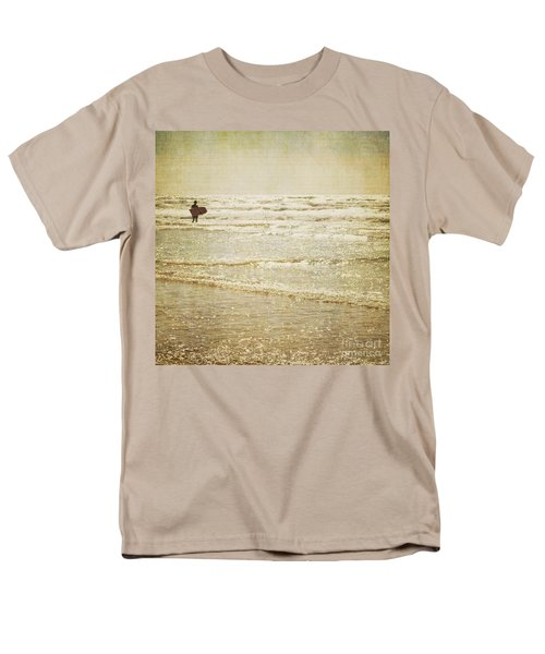 Surf The Sea And Sparkle Men's T-Shirt  (Regular Fit) by Lyn Randle