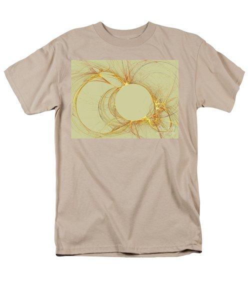 Men's T-Shirt  (Regular Fit) featuring the digital art The Arcs by Kim Sy Ok