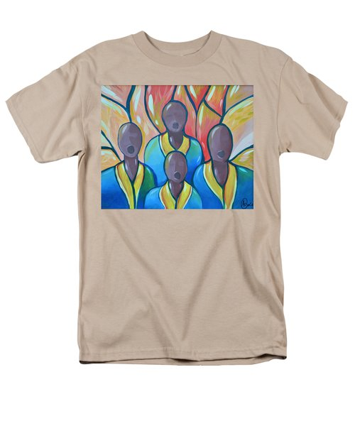 The Choir Men's T-Shirt  (Regular Fit) by AC Williams