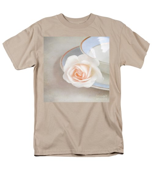 The Sweetest Rose Men's T-Shirt  (Regular Fit) by Lyn Randle