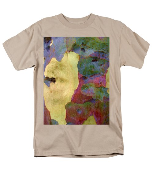 The True Colors Of A Tree Men's T-Shirt  (Regular Fit) by Robert Margetts