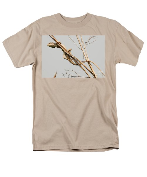 Men's T-Shirt  (Regular Fit) featuring the photograph Vantage Point by Fotosas Photography