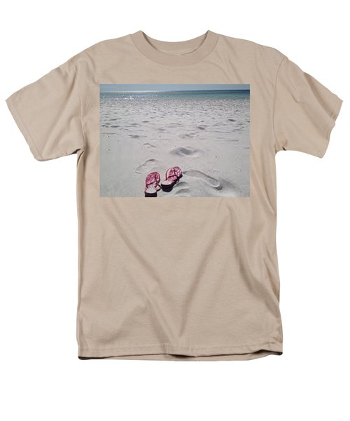 Men's T-Shirt  (Regular Fit) featuring the photograph Where Dreams May Come by Laurie L