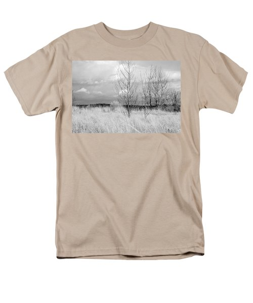 Men's T-Shirt  (Regular Fit) featuring the photograph Winter Bare by Kathleen Grace