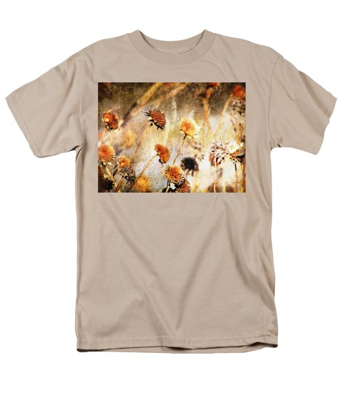 Yesterday's Flowers Men's T-Shirt  (Regular Fit) by Alyce Taylor