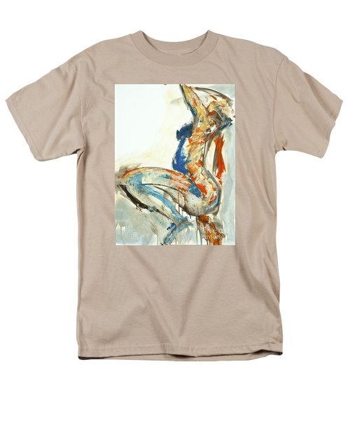 04958 Suddenly Men's T-Shirt  (Regular Fit) by AnneKarin Glass