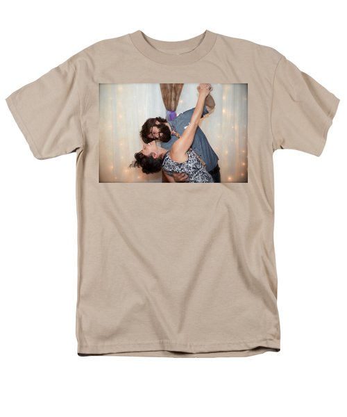 05_21_16_5594 Men's T-Shirt  (Regular Fit) by Lawrence Boothby