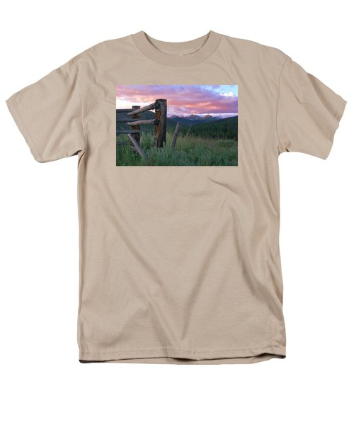 Colorado Glory Men's T-Shirt  (Regular Fit) by Ronda Kimbrow