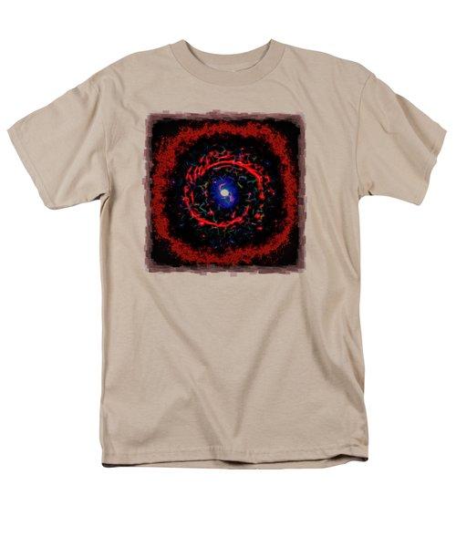 Cosmic Eye 2 Men's T-Shirt  (Regular Fit) by John M Bailey