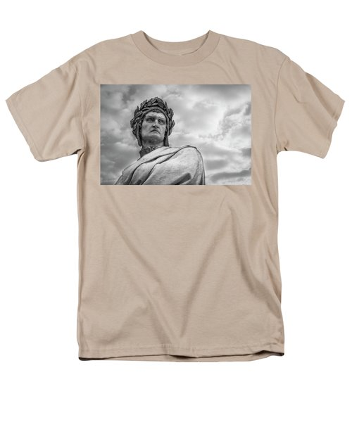 Dante Alighieri Men's T-Shirt  (Regular Fit)