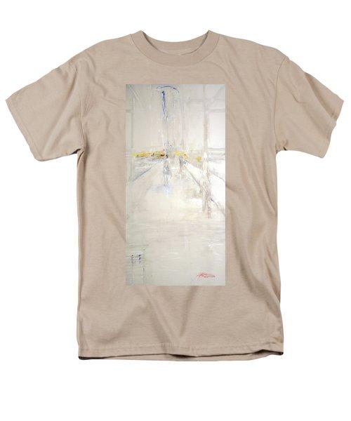 Early Winter In Manhattan Men's T-Shirt  (Regular Fit)