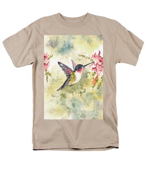 Hummingbird Men's T-Shirt  (Regular Fit)