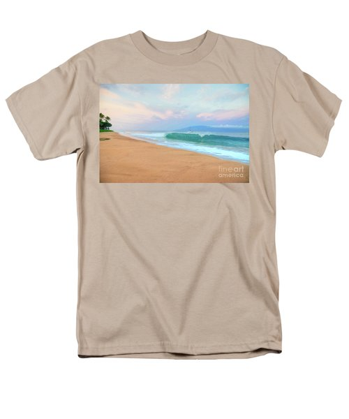 Men's T-Shirt  (Regular Fit) featuring the photograph Ka'anapali Waves by Kelly Wade