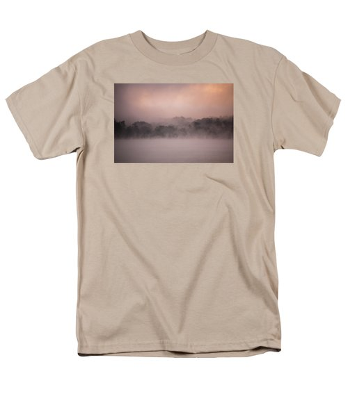 Men's T-Shirt  (Regular Fit) featuring the photograph Meredith New Hampshire by Robert Clifford