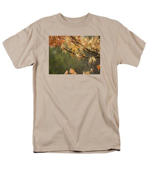 November Rain Men's T-Shirt  (Regular Fit) by Edwin Alverio
