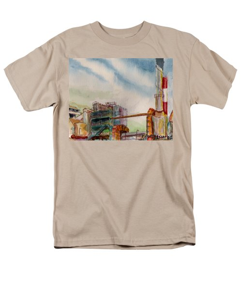 Paia Mill 2 Men's T-Shirt  (Regular Fit) by Eric Samuelson