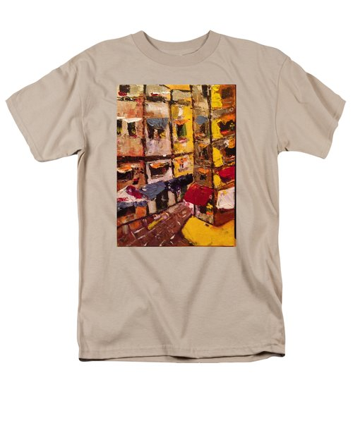 Sunny Side Of The Street Men's T-Shirt  (Regular Fit) by Roxy Rich