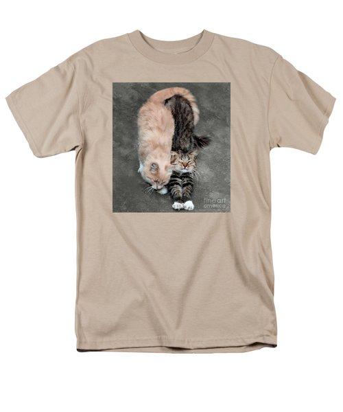 Sweet Couple Men's T-Shirt  (Regular Fit) by Sergey Lukashin