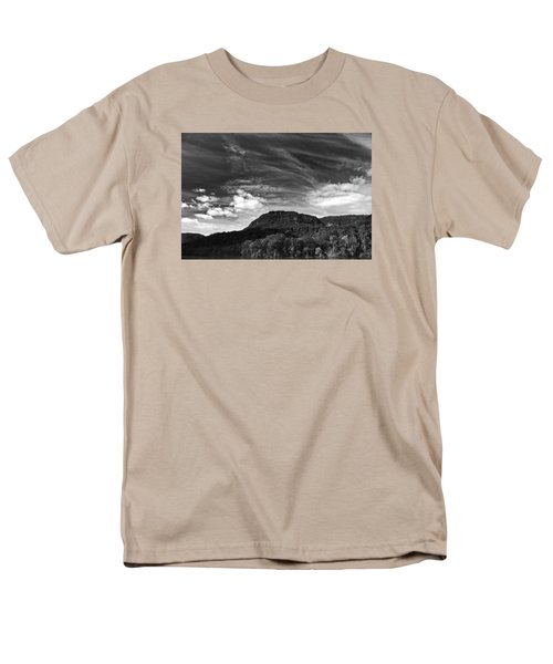 Tennessee River Gorge Men's T-Shirt  (Regular Fit)