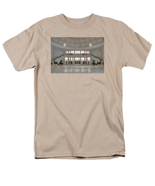The Rotunda Men's T-Shirt  (Regular Fit) by Mark Dodd