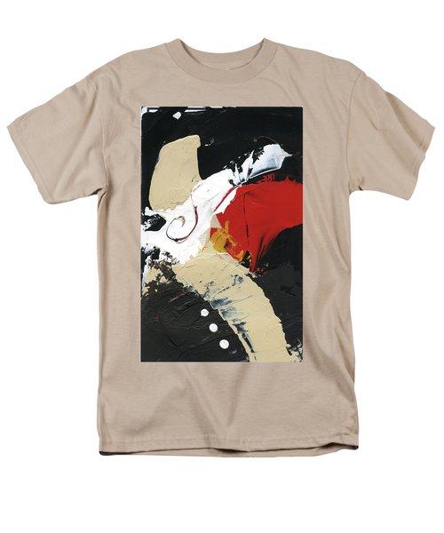Three Color Palette Men's T-Shirt  (Regular Fit) by Michal Mitak Mahgerefteh