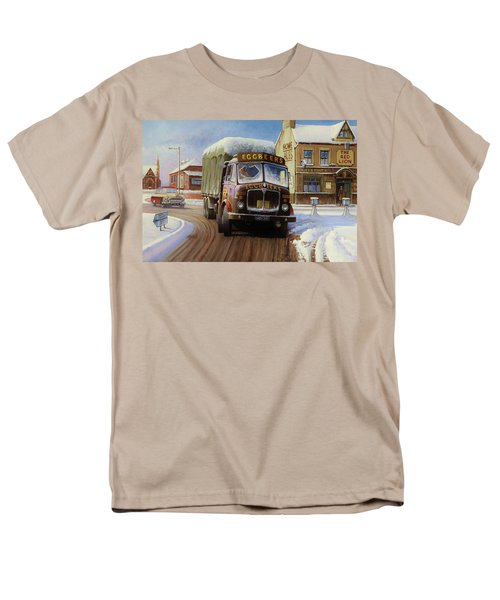 Aec Tinfront Men's T-Shirt  (Regular Fit) by Mike  Jeffries