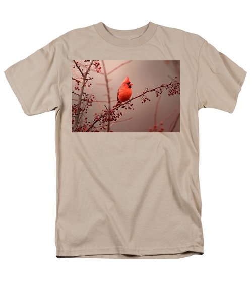 Bold Beauty Men's T-Shirt  (Regular Fit) by Rob Blair