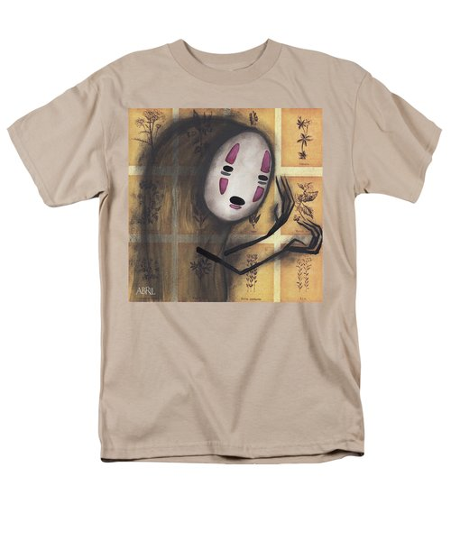 No Face Men's T-Shirt  (Regular Fit) by Abril Andrade Griffith