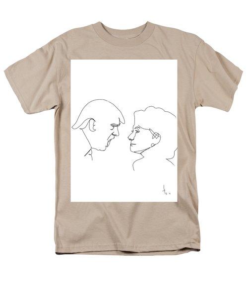 2016 Election Men's T-Shirt  (Regular Fit) by Harold Belarmino