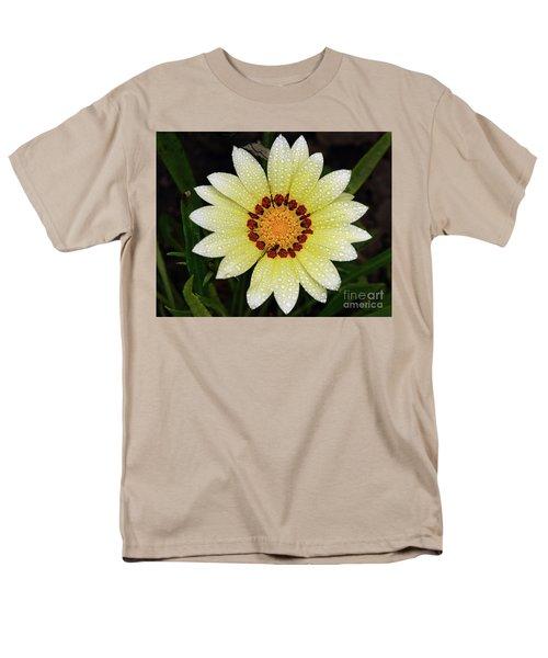 Nice Gazania Men's T-Shirt  (Regular Fit) by Elvira Ladocki