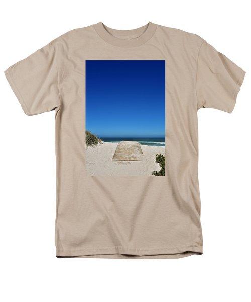 long awaited View Men's T-Shirt  (Regular Fit) by Werner Lehmann
