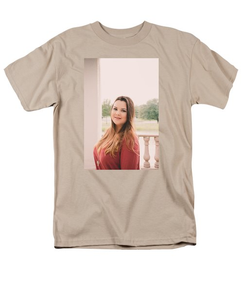 Men's T-Shirt  (Regular Fit) featuring the photograph 5584 by Teresa Blanton