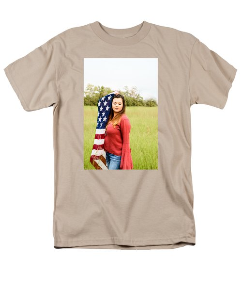 Men's T-Shirt  (Regular Fit) featuring the photograph 5626-2 by Teresa Blanton