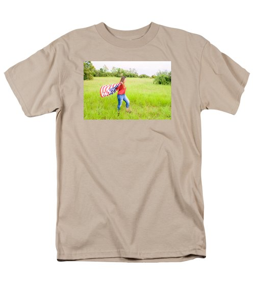 Men's T-Shirt  (Regular Fit) featuring the photograph 5640-2 by Teresa Blanton