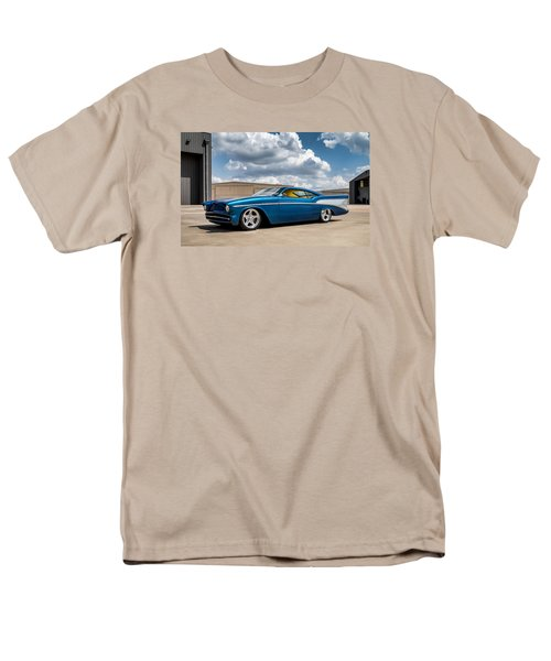 '57 Chevy Custom Men's T-Shirt  (Regular Fit) by Douglas Pittman