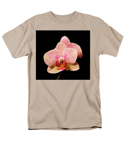 Stunning Orchids Men's T-Shirt  (Regular Fit) by David French