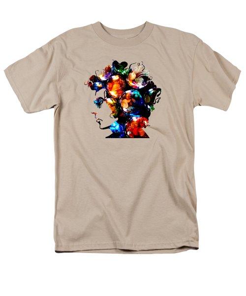Bob Dylan Collection Men's T-Shirt  (Regular Fit) by Marvin Blaine