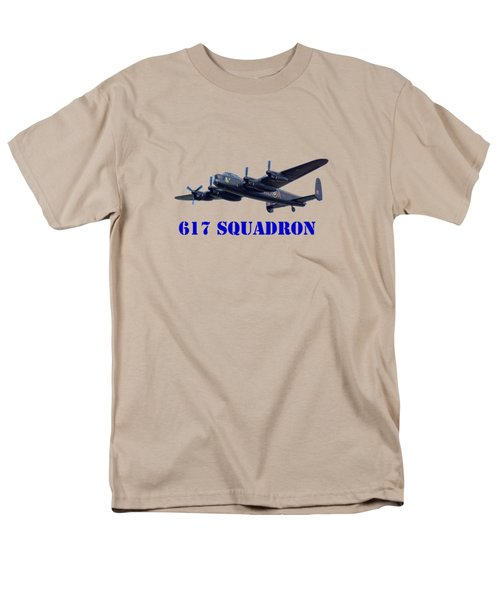 617 Squadron Men's T-Shirt  (Regular Fit) by Scott Carruthers
