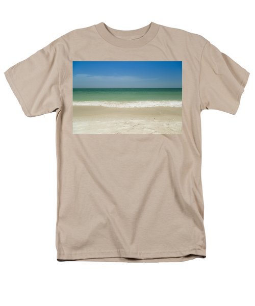 A Calm Wave Men's T-Shirt  (Regular Fit) by Christopher L Thomley