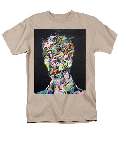 Men's T-Shirt  (Regular Fit) featuring the painting A Life Full Of Oppurtunities by Fabrizio Cassetta