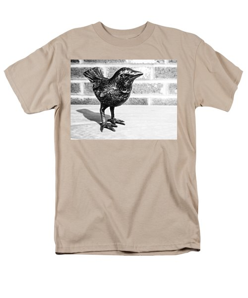 A Little Bird Men's T-Shirt  (Regular Fit) by Joseph Skompski