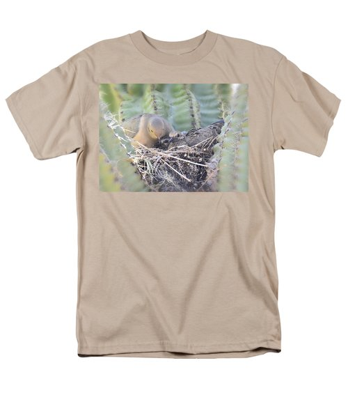 A Mother's Love  Men's T-Shirt  (Regular Fit) by Saija  Lehtonen