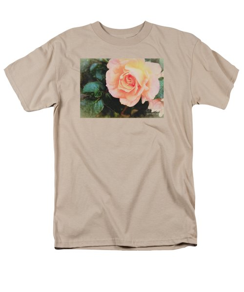 A Rose For Kathleen Men's T-Shirt  (Regular Fit) by Janice Rae Pariza