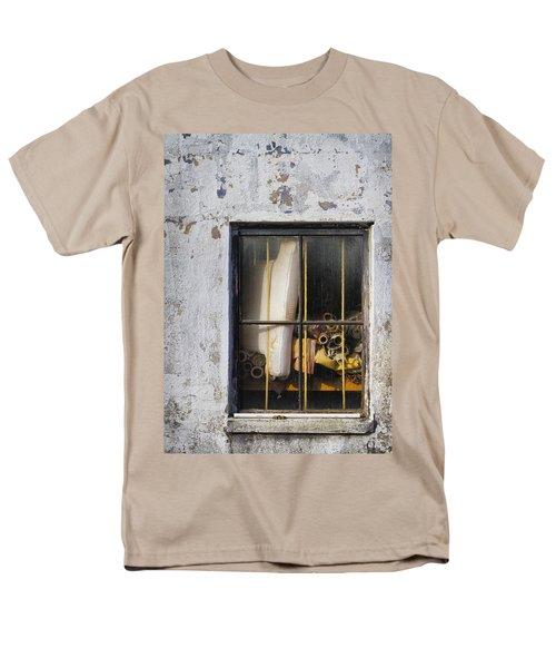 Abandoned Remnants Ala Grunge Men's T-Shirt  (Regular Fit) by Kathy Clark